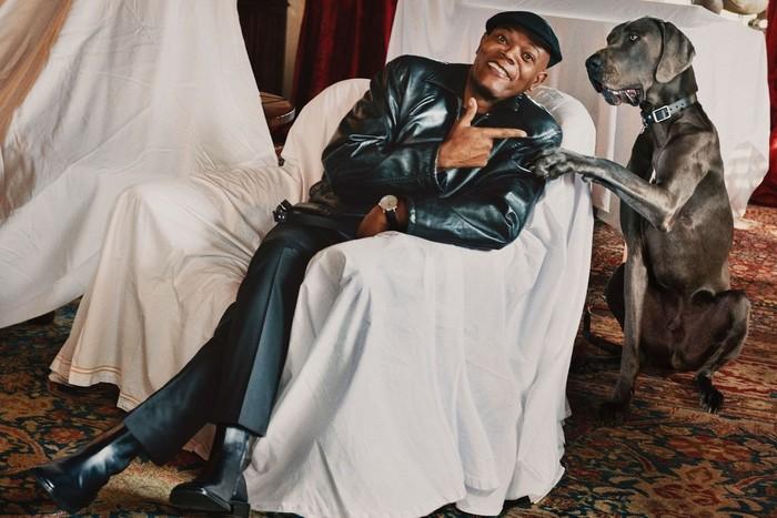 Сэмюэл Л. Джексон в апрельском номере Esquire Сэмюэл Л Джексон, Фотосессия, Актеры, Esquire, Стиль, Длиннопост, Знаменитости