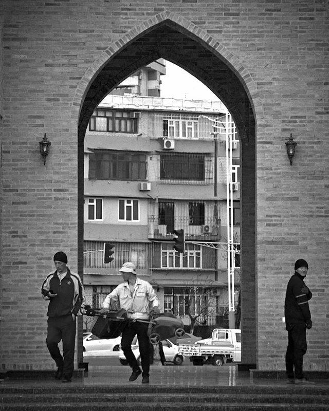 Правильная махалля в Ташкенте Гетто, Гопники, Ташкент, Adidas