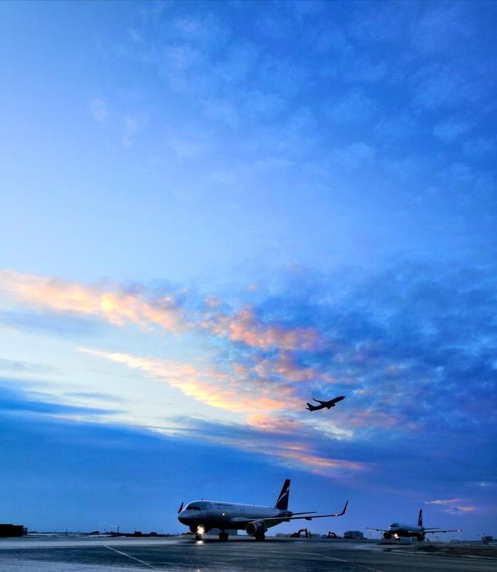 SVO Самолет, Перрон, Аэропорт, Аэродром, Длиннопост
