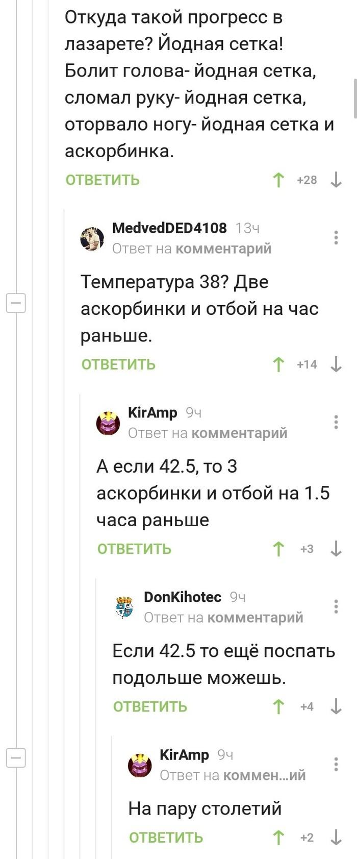 Все просто. Комментарии на Пикабу, Скриншот, Русская армия, Длиннопост