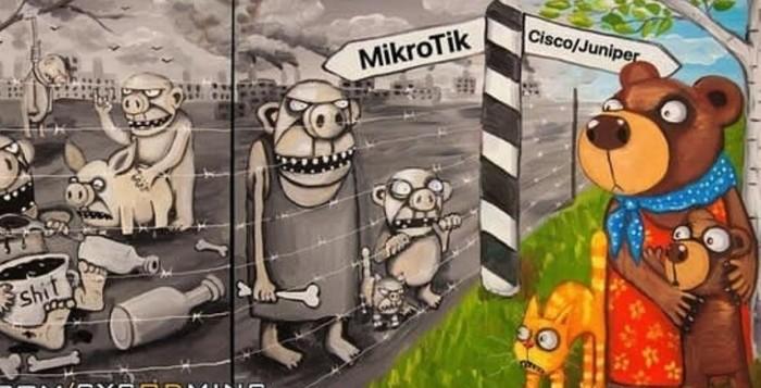 MikroTik vs Cisco