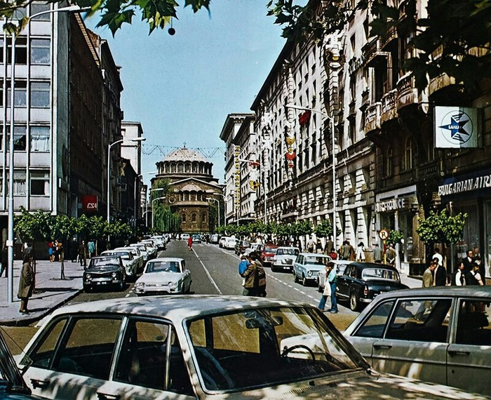 Народная республика Болгария Болгария, Историческое фото, Длиннопост