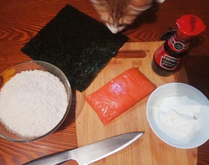 Онигири. Японские рисовые пирожки и кривые руки  с: Онигири, Рецепт, Готовим дома, Пирожок, Длиннопост