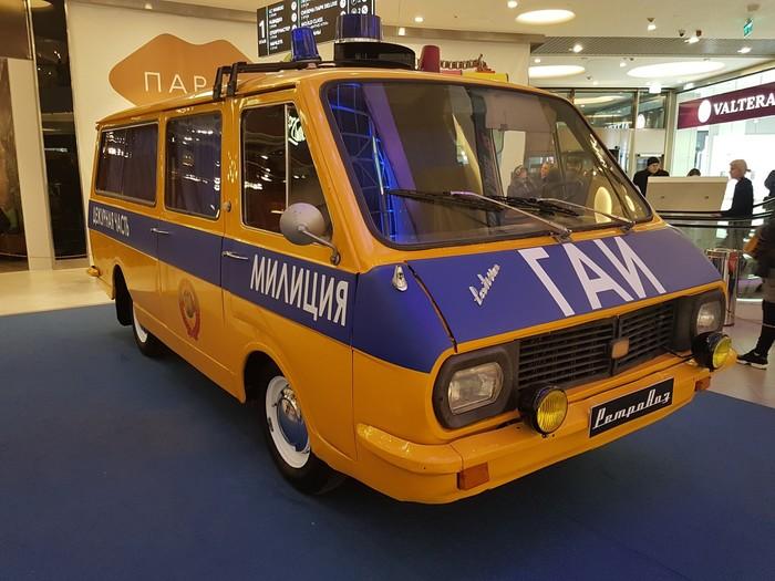 Советские милицейские автомобили Милиция, СССР, Лига автомобилистов, Длиннопост