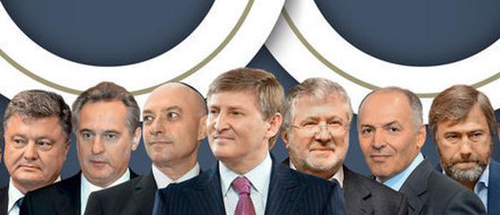 Сиротюк и олигархи. Украина, Политика, Россия, Видео, Youtube, Олигархи