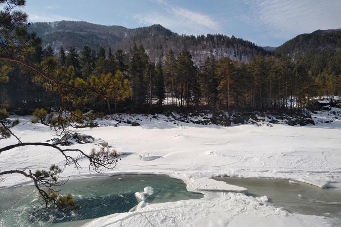 Путь на восток Горный Алтай, Горы, Катунь, Сибирь, Длиннопост