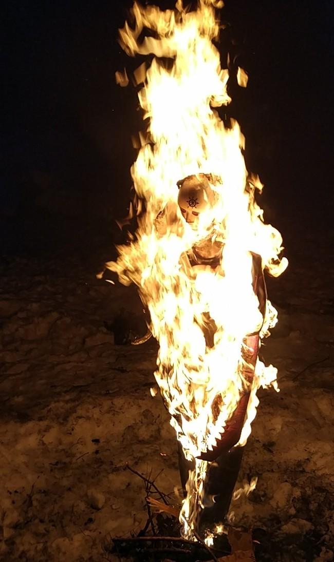 Burn the heretic или масленица по-вархаммеровски Wh humor, Масленица, Длиннопост