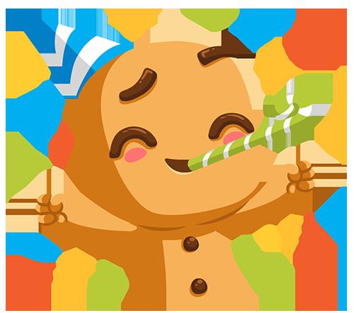 Самый лучший День Рождения! День Рождения, Сила Пикабу, Позитив, Лучший день, Добро, Поздравление