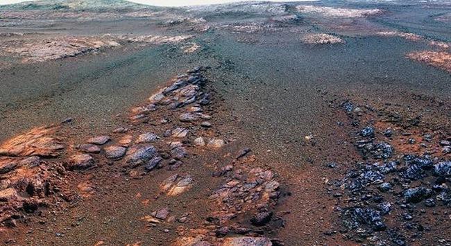 Последнее фото Оппортьюнити с Марса Opportunity, Марс, Фотография, 360 градусов