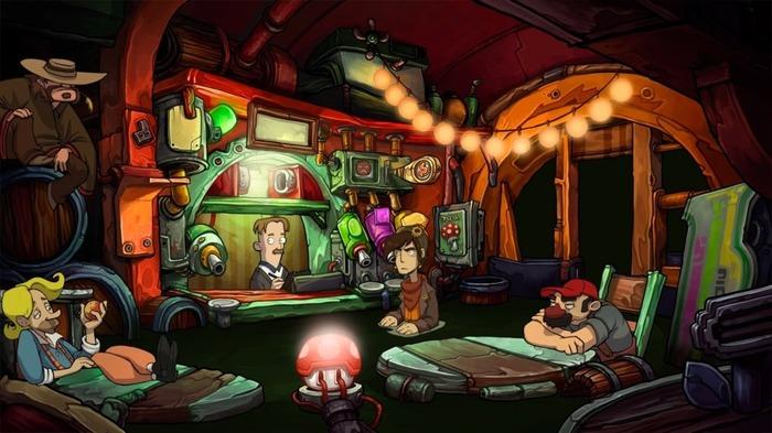 «Россия — наш второй рынок»: интервью с главой Daedalic Entertainment Daedalic Entertainment, Интервью, Компьютерные игры, Игры, Длиннопост