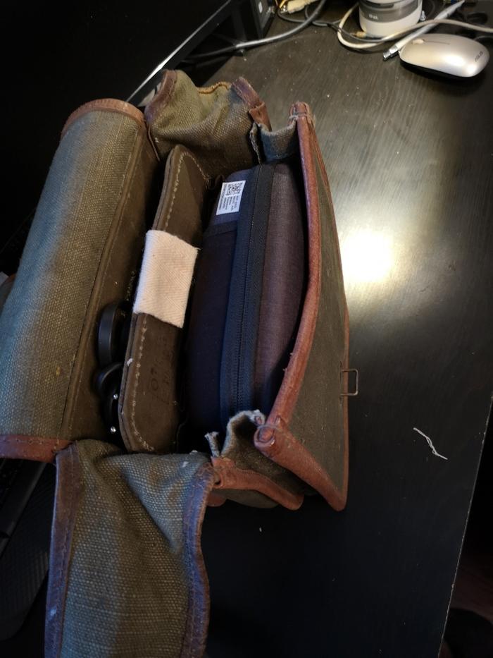 О вместимости санитарных сумок Квадрокоптер, Лайфхак, DJI Mavic Air, Длиннопост