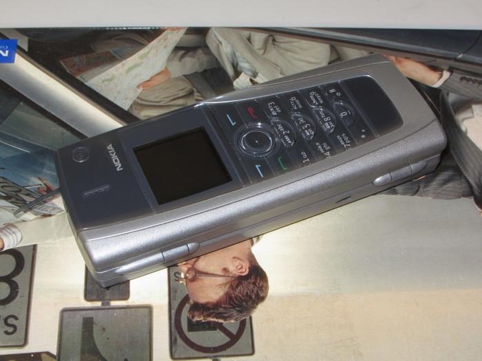 Эксклюзив! Раритетная находка Коммуникатор с QWERTY Nokia 9500 в упаковке. 2004 год. Мобильные телефоны, Кпк, Nokia, Symbian, Psion, Раритет, Видео, Длиннопост