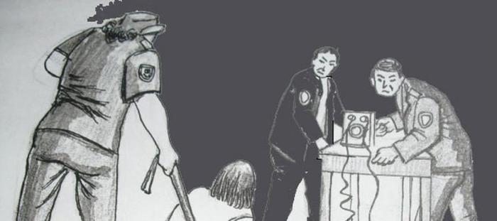 Следственный комитет прекратил уголовное дело о пытках в отделе полиции Анапы Криминал, Коррупция, МВД, Россия, Новости, Анапа, Полиция, Негатив