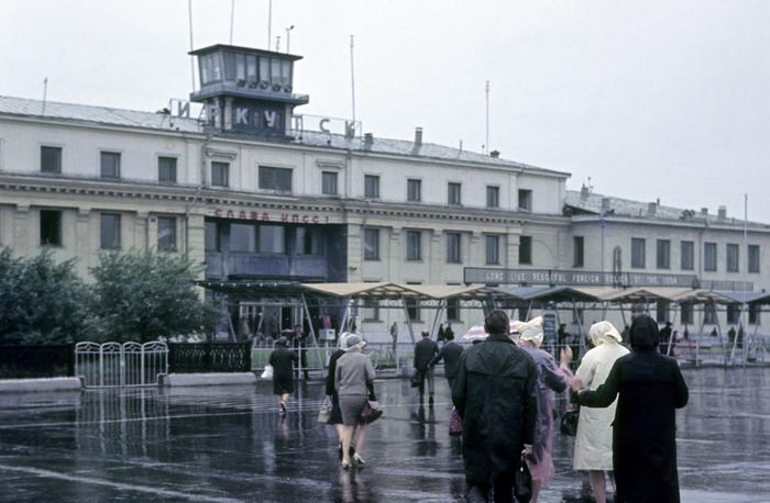 Иркутск и Братск 1968 год. СССР, РСФСР, Сибирь, Фотография, Длиннопост, Иркутск, Братск