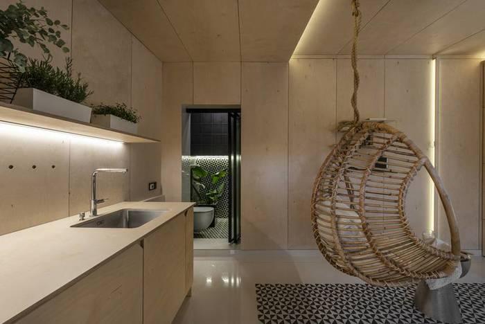 Лучший «ржавый гараж» Вильнюса, переделанный в жилой дом Вильнюс, Гараж, Дизайн, Жилой дом, Архитектура, Длиннопост