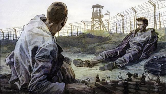 Хочу все знать #159. История легендарного побега из казахстанского лагеря. Хочу все знать, Побег, Лагерь, ГУЛАГ, Беглецы, Рассказ, Реальная история из жизни, Длиннопост