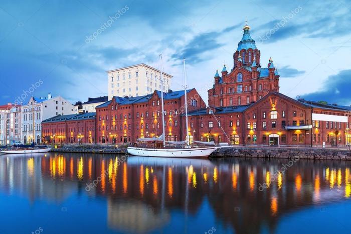 Финляндия уже второй год подряд занимает первое место в рейтинге самых счастливых стран мира Финляндия, Счастье, Новости, Длиннопост
