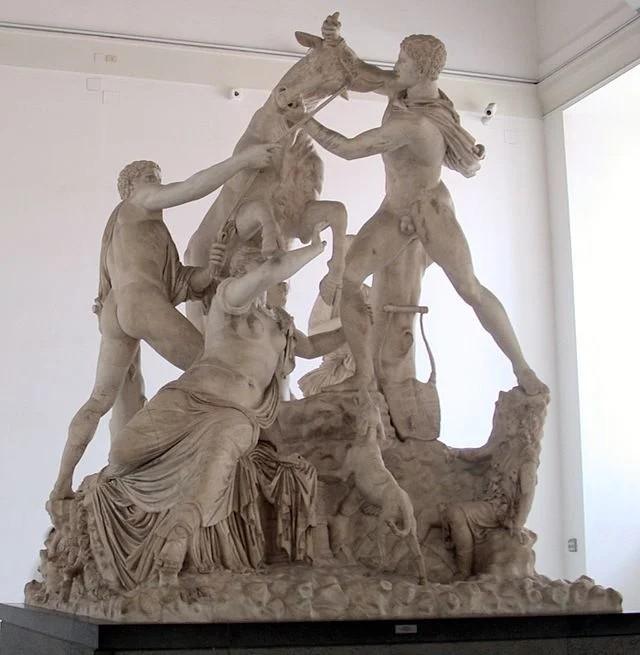 Мраморная вульгарность или чья-то профнепригодность (бунт клубнички) Искусство, Греция
