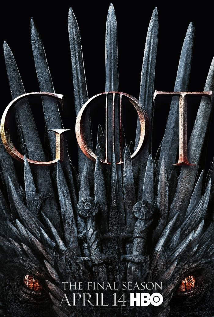 Официальный постер финального сезона