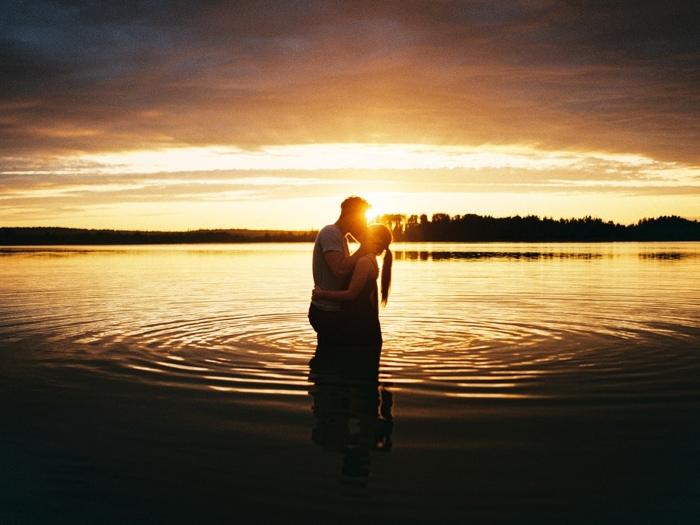 Плёночный Canon Пленка, Canon, Луховицы, Фотограф, Любовь, Фотография, Закат, Озеро
