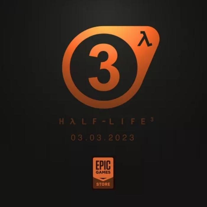 Эксклюзивно на ... Epic Games Store, Half-Life 3, Valve, Борьба, Эксклюзив, Юмор, Геймеры