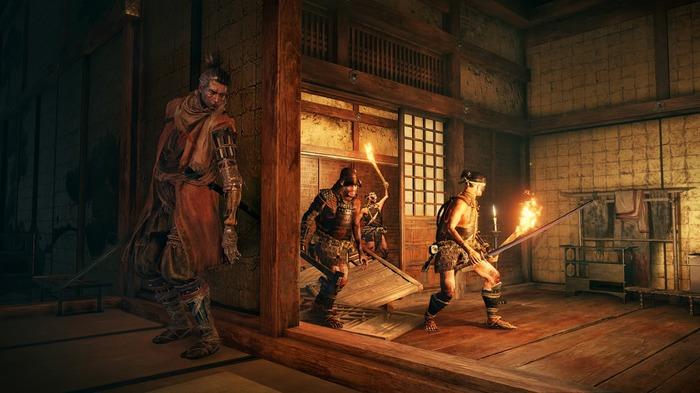 О боевой механике Sekiro: Shadows Die Twice Sekiro, Игры, Gamedev, Telegram, Длиннопост