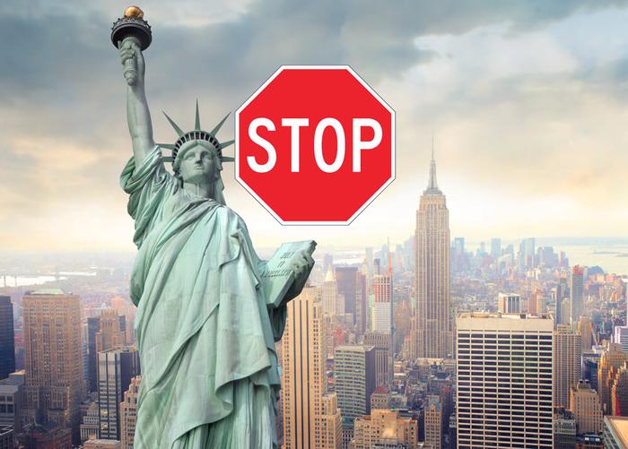 Почему не нужно переезжать в США США, Жизнь в США, Переезд, Длиннопост