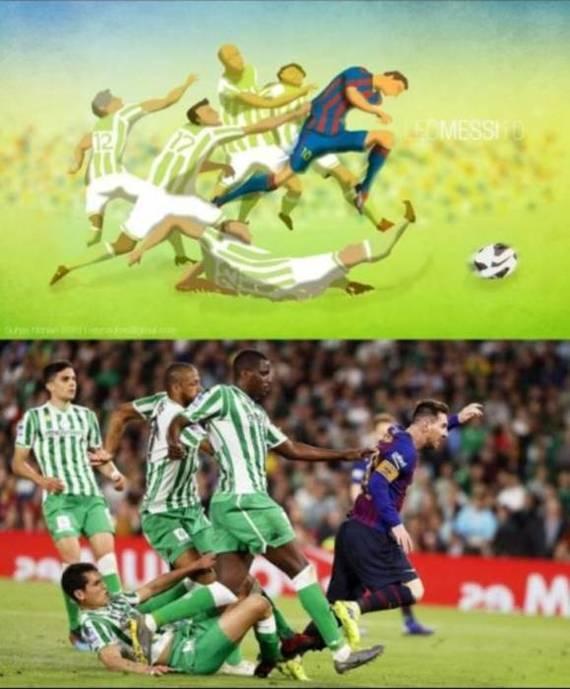 Воплощение в реальность Футбол, Месси, Фотография, Картинки