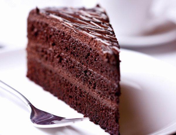 Шоколадный торт со сгущенкой (годный рецепт) Торт, Рецепт, Шоколадный торт