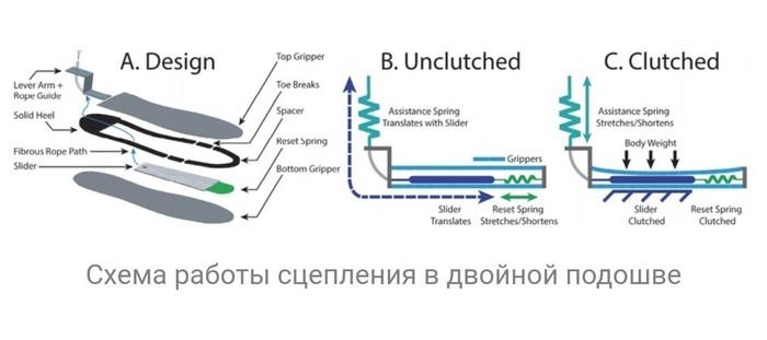 Экзоскелет для лодыжки Экзоскелет, Ноги, Наука, Инженерия, Разработка