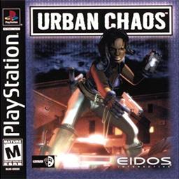 Urban Chaos Psone, Ps2, ПК, FPS, Action, Dreamcast, Игры, Компьютерные игры, Длиннопост