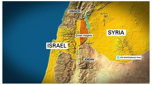 Трамп признал суверенитет Израиля над Голанскими высотами Израиль, Трамп, Сирия, Голанские высоты, Политика
