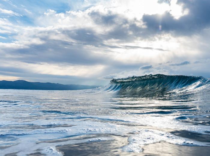 Волны Новороссийска Новороссийск, Волна, Природа России, Черное море, Мобильная фотография, Природа, Красота природы, Длиннопост