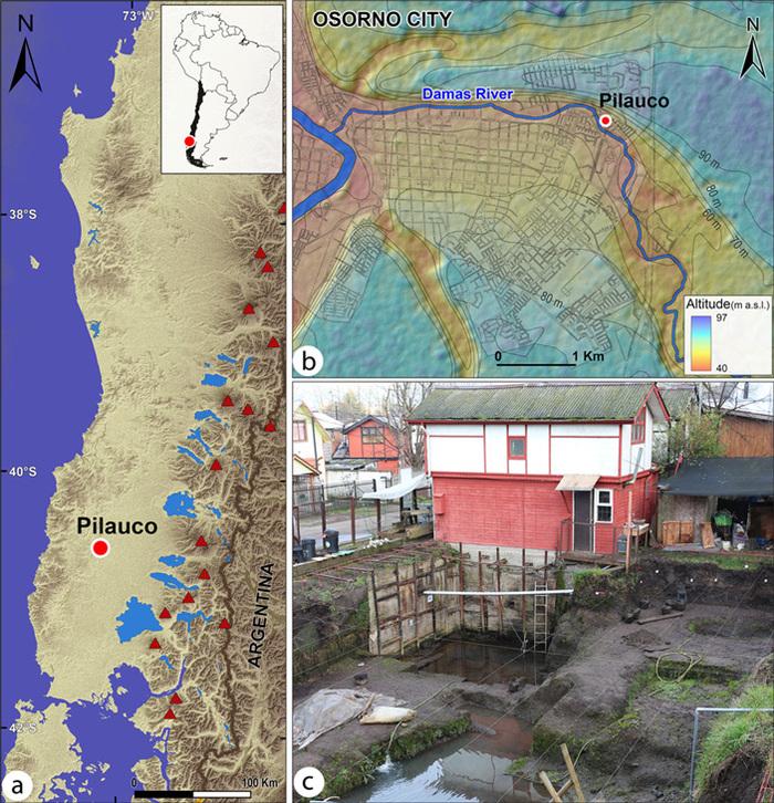 В Чили нашли аргументы в пользу импактной версии похолодания в позднем дриасе Наука, Палеоклиматология, Геология, Вымирание, Ледниковый период, Elementy ru, Копипаста, Длиннопост