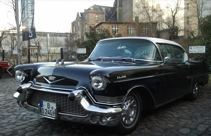 Место, где хорошо Classic Remise Berlin, Ретроавтомобиль, Коллекция, Берлин, Олдтаймер