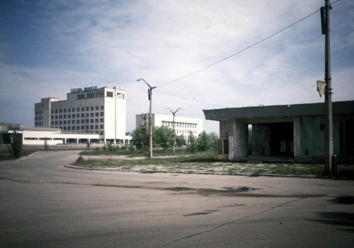 Припять в мае 1994 (архив) Чернобыль, Припять, Житель Припяти, Архив, Редкие фотографии, Фотография, Длиннопост, 90-е