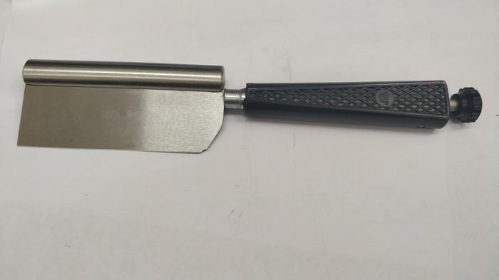 Нашел на работе интересную штуку, помогите идентифицировать. Нож, Клин, Бритва, Что это?