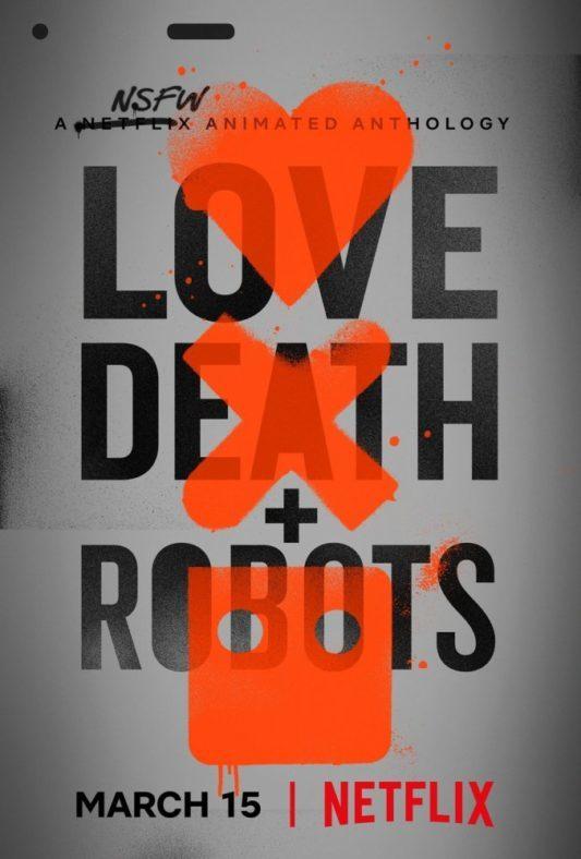 Love death + robots (2019). Шок, восторг и трепет. Сериалы, Фантастика, Мистика, Короткометражка, Отзыв, Любовь смерть и роботы