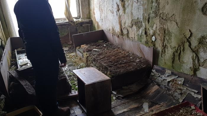 Заброшенный санаторий в Литве Фотография, Интересное, Длиннопост, Заброшенное, Санаторий