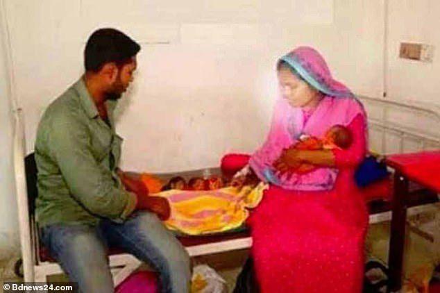 В Бангладеш женщина родила дважды за месяц. Дети, Бангладеш, Длиннопост