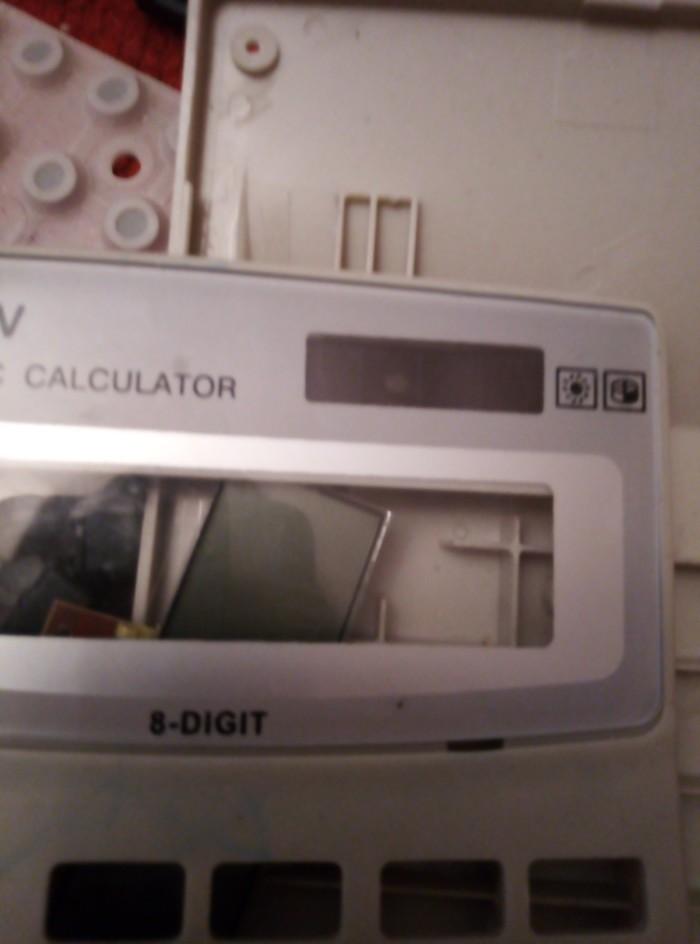 Кругом обман Калькулятор, Ремонт, Обман, Рукожоп, Длиннопост, Фото на тапок
