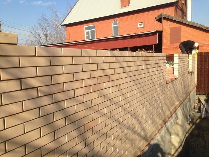 Строительство дома часть 3 Строительство дома, Кирпичная кладка, Видео, Длиннопост