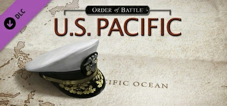 [DLC] Order of Battle: World War II - U.S. Pacific DLC Steam, Халява, DLC, Без рейтинга