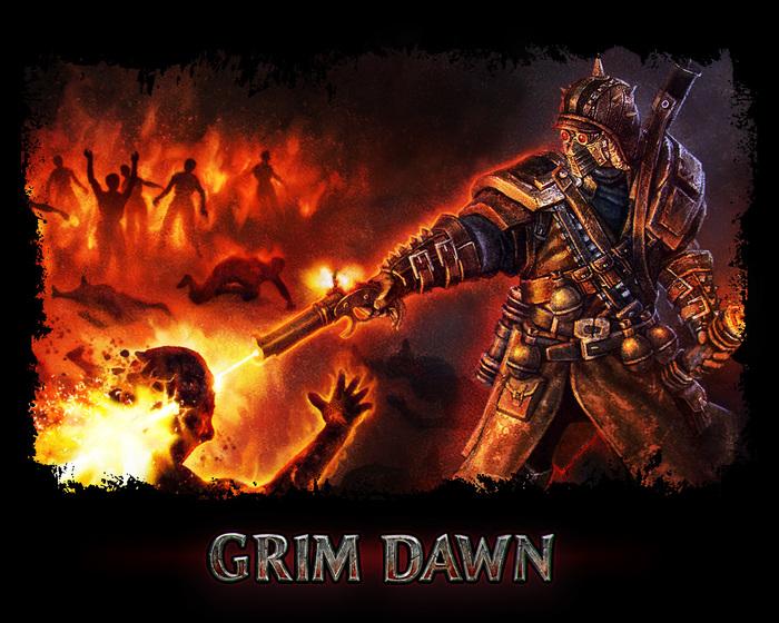 Grim Dawn: Forgotten Gods Grim Dawn, Arpg, Slasher, Обзор, Diablo III, Titan Quest, Длиннопост