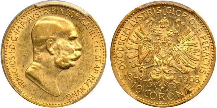 Юбилейные монеты Австро-Венгрии. Нумизматика, Франц Иосиф I, Юбилейные монеты, Австро-Венгрия, Длиннопост