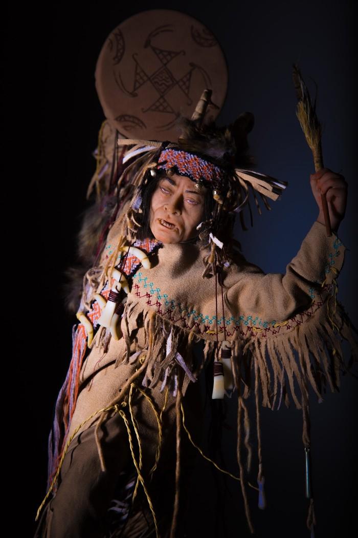 #3 северный шаман. Шаман, Куклы ручной работы, Своими руками, Север, Длиннопост