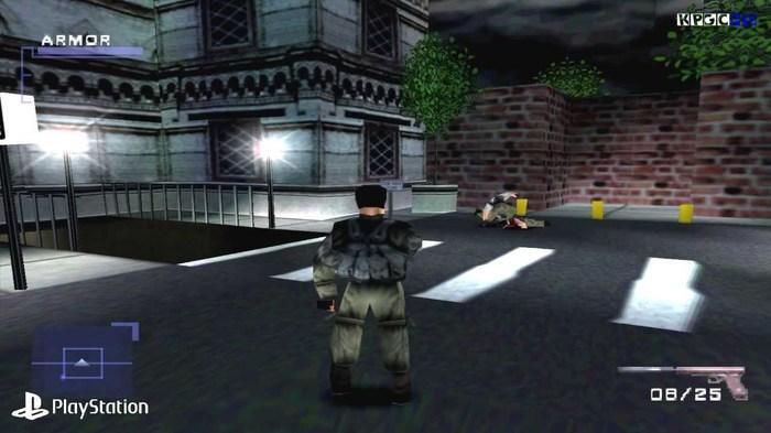 Топ 10 игр для PSONE Resident Evil, Parasite eve, Psone, Silent hill, Игры, Ностальгия, Survival Horror, Action, Длиннопост