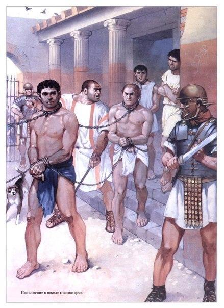 Кризис рабовладельческого строя в Римской империи История, Древний Рим, Рабство, Длиннопост