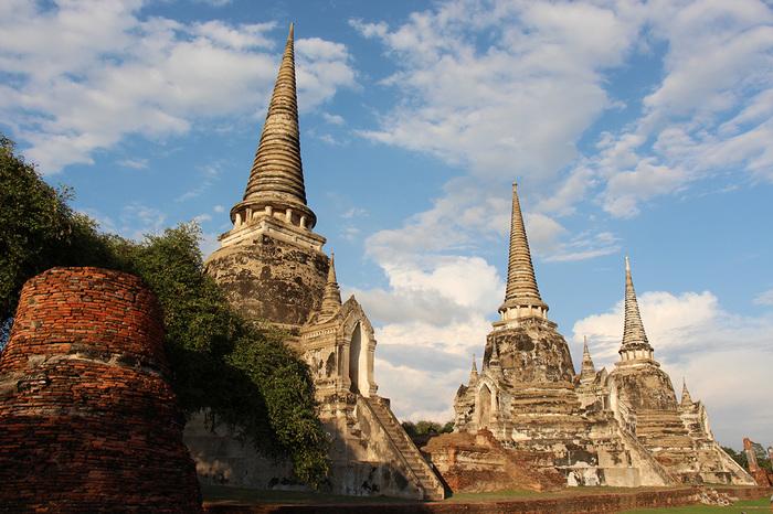 Фотопутешествия: Таиланд, Аюттайя Таиланд, Аюттайя, Храм, Фотография, Путешествия, Длиннопост