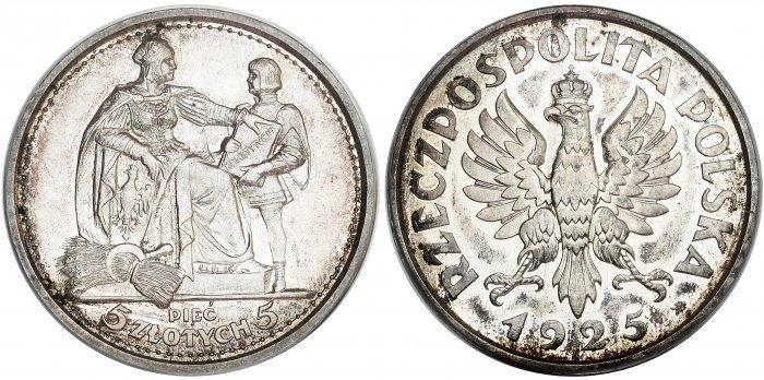 Юбилейные монеты Польши. Нумизматика, Юбилейные монеты, Польша, Длиннопост